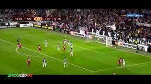 Juventus Lione 2 1 ▻ Ampia Sintesi Sky Sport 2014 HD - YouTube