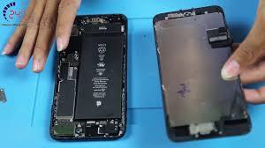 Toàn Bộ Quy Trình Thay Pin iPhone 7 Plus Chuẩn 5 SAO | Bệnh Viện ...
