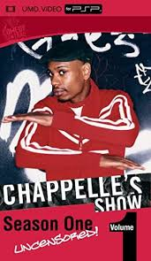 Amazon.com: Chappelle Show - Season 1, Vol. 1 [UMD for PSP]: Dave  Chappelle, Donnell Rawlings, Karl Lake, Rudy Rush, Charlie Murphy, Neal  Brennan, Yasiin Bey, Randy Pearlstein, DJ Cipha Sounds, Melle Powers,
