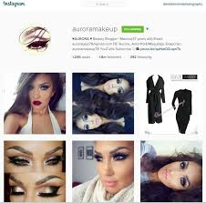 top 5 make up artists on insram and