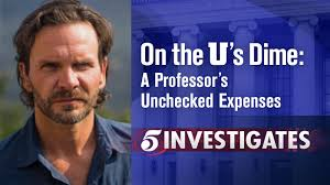 On the university's dime: A professor's unchecked expenses | KSTP.com