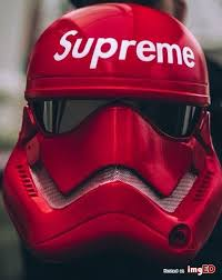 Sup Supreme Fan 5 5 Wide Vinyl Decal Sticker Yeezy Bape Hypebeast Image On Imged