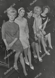 Substitute Contestants Scotlands Entry 1964 Miss Universe Editorial Stock  Photo - Stock Image | Shutterstock