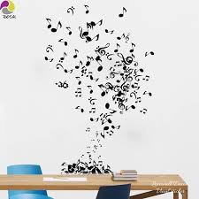 Music Note Wall Sticker 36pcs Classic Rock Jazz Pop Musical Wall Decal For Kids Room Girls Room Kids Room Vinyl Home Decor Mural Musical Wall Decals Wall Decalsmusic Note Wall Stickers Aliexpress