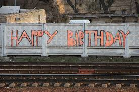 251 Happy Birthday Fence Photos Free Royalty Free Stock Photos From Dreamstime
