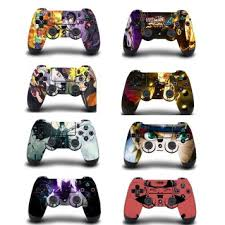 Naruto Protective Cover Sticker For Ps4 Controller Skin For Dualshock 4 Playstation 4 Pro Slim Decal Ps4 Skin Sticker Vinyl Shop The Nation
