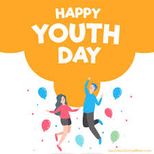 international youth day greeting cards maker online create