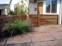 Derek Finnegan Fine Finish Carpentry Fence Landscaping Front Yard Fence Front Yard