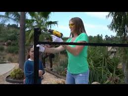 Xcel Fence Installation Overview Youtube