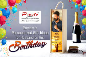 gift ideas for husband on his birthday