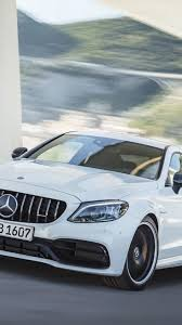 mercedes benz c63 s amg coupe 2019