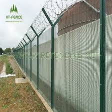 China High Quality 358 Fence 358 Security Fence Anti Climb Fencing Barbed Wire Mesh Safety Airport Fence China 358 High Security Fence 358 Security Fence