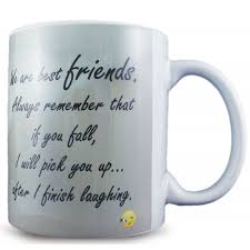 printed mug tea coffee and milk