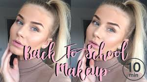 college makeup holly donohue