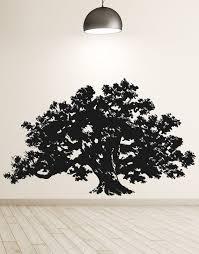 Large Oak Tree Wall Decal Sticker By Stickerbrand 410 Etsy