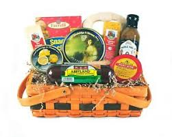 wisconsin cheese meat gift basket