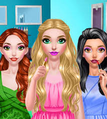 f makeup salon mobile games