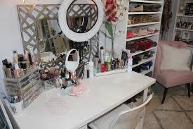 my beauty room tour giveaway kelsie