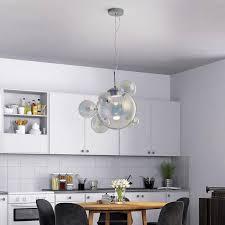 Creative Kids Room Chandeliers Modern Led Hanging Lighting Living Room Bedroom Glass Lamp Shade High Pressure Tri Color Light Modern Lighting Pendants Modern Hanging Light From Wenyiyi 85 94 Dhgate Com