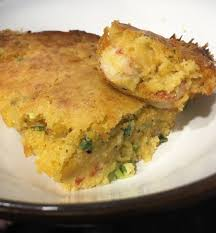 Crawfish Cornbread – How We Cook