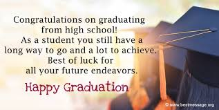 sweet graduation messages congratulations quotes and wishes