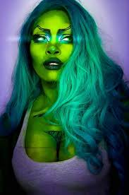 she hulk makeup cosplay amino