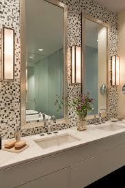 framed bathroom mirrors diy photo 7