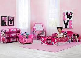 Minnie Mouse Interactive Wood Toddler Bed Delta Children
