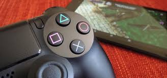 ps4 controller to your android device
