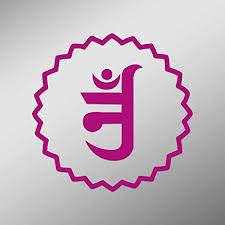 Amazon Com Jb Print Om Symbol In Jain Symbol Sun Vinyl Decal Sticker Car Waterproof Car Decal Bumper Sticker 5 Kitchen Dining