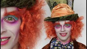 the mad hatter makeup tutorial for