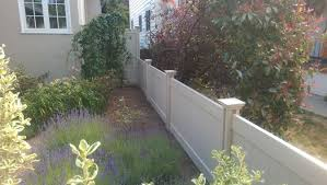 Yard Upgrades Before And After Wambam Fence Yard Fence Patio