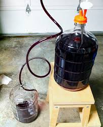 when to move wine to secondary fermenter