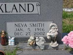 Neva Smith Strickland (1916-2002) - Find A Grave Memorial