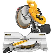 12 305mm Double Bevel Compound Miter Saw With Cutline Tm Blade Positioning System Dw716xps Dewalt
