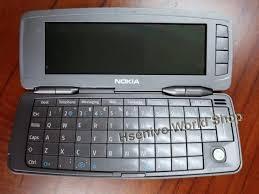 Nokia 9300 Flip GSM Mobile Phone ...