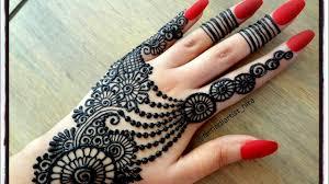 mehndi design photo beautiful