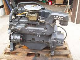 omc 3 0 l liter 140 engine motor for