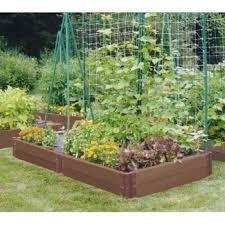 simple vegetable garden design ideas