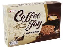 Bánh Coffee Joy (180g) - banhKeoGiaRe.com - Chuyên phân phối bánh ...