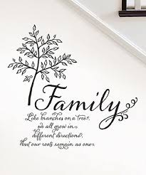 Wallpops Family Tree Quote Wall Decal Set Zulily