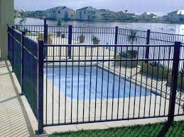 Steel Fences Adapt To Residential Area School Highway Swimming Pool