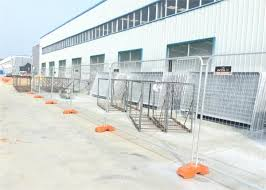 Heavy Duty Temporary Barricade Fence Builders Security Fencing Panels For Sale Secure Temporary Fencing Manufacturer From China 107205732