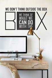 Office Wallpaper Art Work Space Office Space Positive Quotes Work Meet Grow With Factory Forty The Office Wall Decor Office Quotes Wall Office Wallpaper