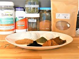 homemade remineraizing tooth powder for