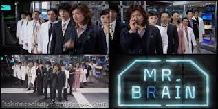 Mr. Brain: 不思議な脳科学者の物語 – 部活(ぶかつ)!!