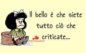 Frasi sulla vita belle con Mafalda per Whatsapp - BelleImmagini.it