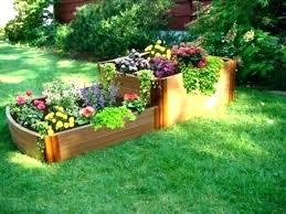 raised garden bed designs ideas wps