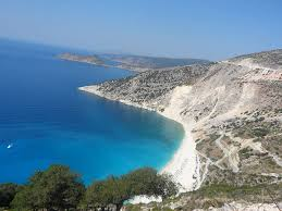 hd wallpaper beach kefalonia greece