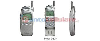 Sendo D800 - scheda tecnica ...